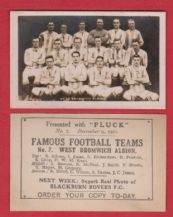 West Bromwich Albion Team